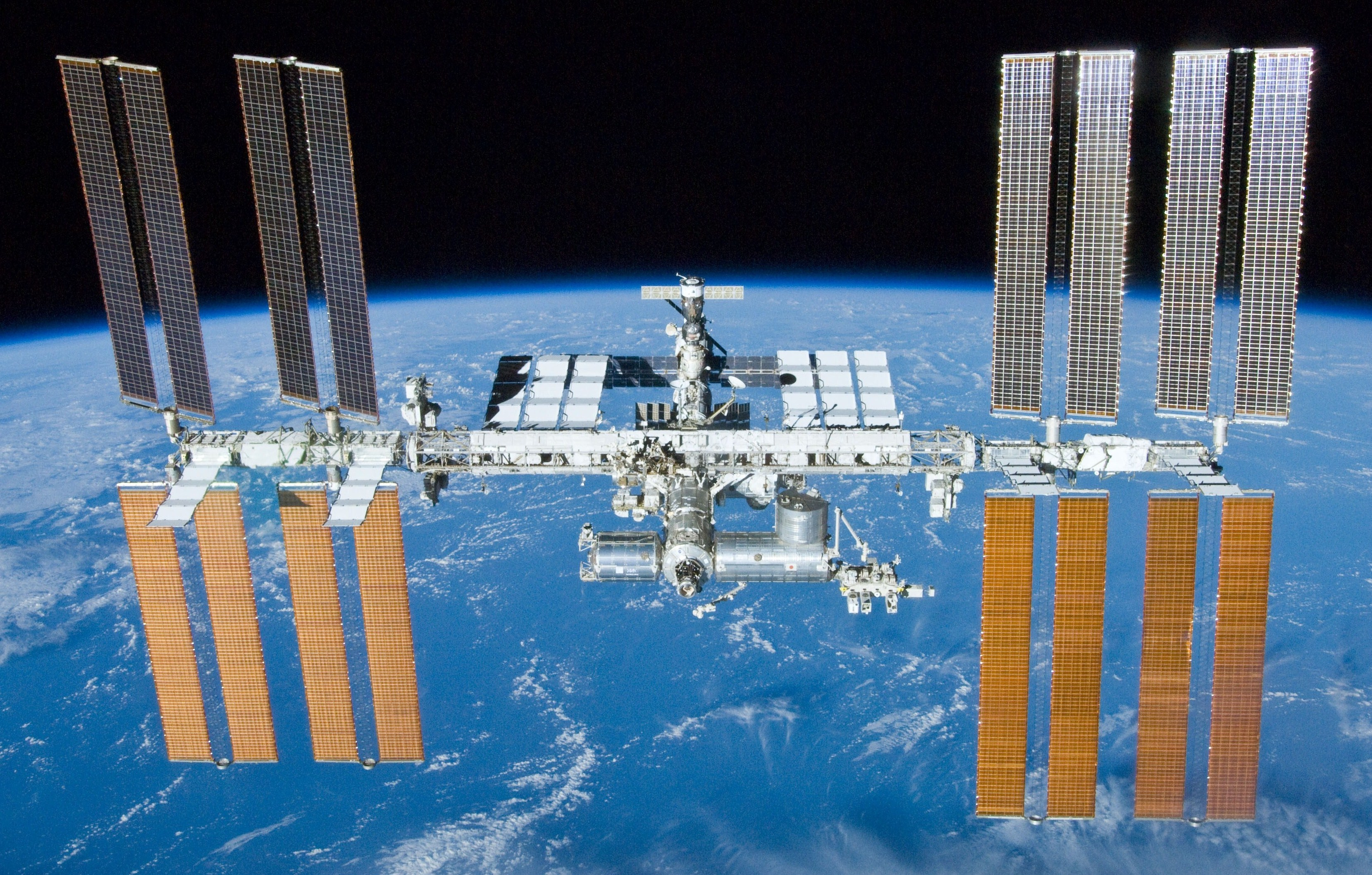 Are modular space stations cost effective?